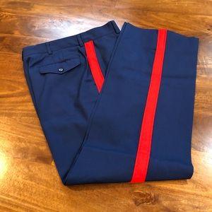 USMC Dress Blue Trousers